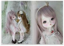 Leeke World 1/6 DOLL Chloe free eyes + Face Make Up Free shipping