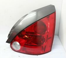 2004 2005 2006 2007 2008 Nissan Maxima Passenger RH Tail Light OEM