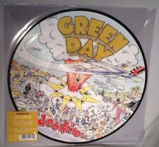 LP GREEN DAY Dookie PICTURE DISC 2017 NEW MINT