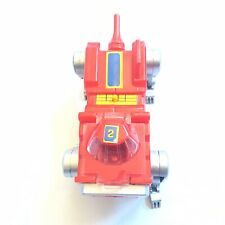Voltron Red lion Vintage WEP 1998 Body Only Replacement Piece Missing Head