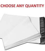 """4x6 Poly Mailers Plastic Shipping Mailing Bags Envelopes Polymailer 4"""" x 6"""""""