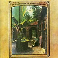 Jackson Browne - For Everyman (NEW CD)