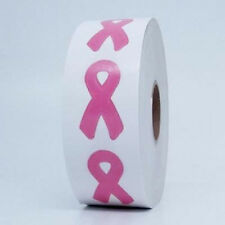 Tanning Bed Body Stickers Tattoo  PINK RIBBON   Quantity 100