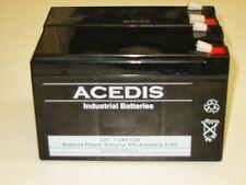 Batterie 12v pour onduleur  APC dell Smart-UPS 750 (DLA750)