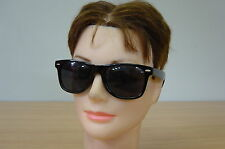 Black 70s 80s - Gangster - Blues Brothers Glasses / Sunglasses