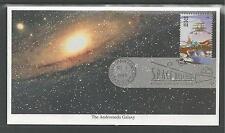 #3238-3242 Space Discovery, SCIENZA, STARS 1998 Mystic PRIMA GIORNO COPERTINE