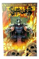 IDW Teenage Mutant Ninja Turtles Shredder In Hell #1 Santolouco Cover