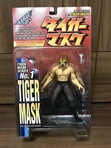 Tiger Mask Violence Action Figure No.1 Tiger Mask