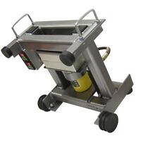 """FV ROSINTECH ROLLIE Paperless Driptech Rosin Press 5x7"""" 20Ton +Electric Pump FVR"""