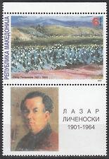 Makedonien / Mazedonien Nr. 225** 100.Geburtstag von Lazar Licenovski