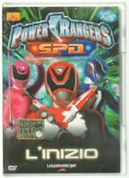 Power Rangers SPD vol. 1 L'INIZIO - DVD ITA Abbinamento Editoriale