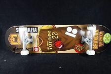 Sk8mafia Skateboard Complete Titanium Trucks Indy Spitfire Element Santa Cruz