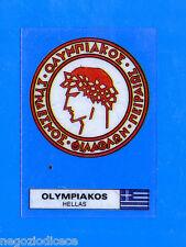 PANINI GOAL 1983 - Card Plastificata -Figurina-Sticker- OLYMPIAKOS - HELLAS