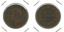 VITTORIO EMANUELE II - 5 Centesimi 1862 N (10)