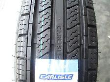 2 New ST 205/75R15 Carlisle Radial HD Trailer Tires 6 Ply 2057515 75 15 R15 C