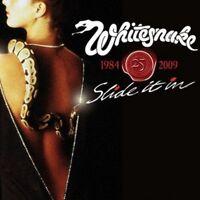 Whitesnake - Slide It In (NEW CD+DVD)