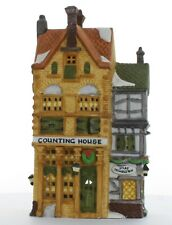 Department 56 Silas Thimbleton Barrister #59021 Dickens' Village Collectible
