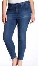 Seven 7 Jeans $89 Melissa McCarthy Mini Stud Pencil Jean Plus Size 22 NWT