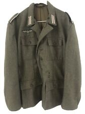 More details for german m43 ww2 tunic field jacket repro