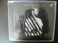 "CD NATURAL SELF ""Neon hurts my eyes"" Tru Thoughts ‎– TRUCD259 UK (2012) Neuf"