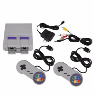 Household 16 BIT Built-in 94 Games Console System with Gamepad for SFC for SNES
