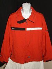 Bonfire Vapot Lite Silver Series Red 100% Nylon Snowboarding Jacket Men's Sz. XL