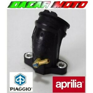 Collecteur D'Admission Carburateur PIAGGIO Vespa 50 Printemps 4T 2V 25 Km 20014