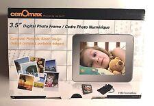 "New CenOmax F350 3.5"" Digital Picture Frame Compact & Portable"