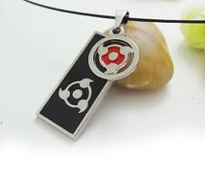 New Naruto Uchiha Sasuke Sharingan Pendant Cosplay Necklace Gift