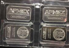 1 troy oz. .999 Pure Fine Silver Bullion Bar SEALED APMEX American Eagle