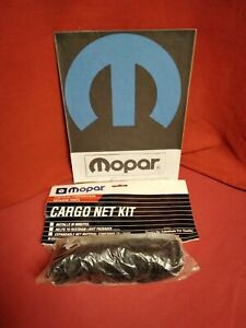 NOS MOPAR Cargo Net CHRYSLER OEM 82207501