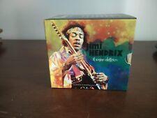 Jimi Hendrix Il Sogno Elettrico BOX 7 CD+DVD+4 Book La Repubblica Come Nuovo