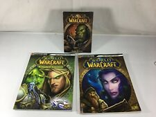 World of Warcraft Game Manuals Battlechest