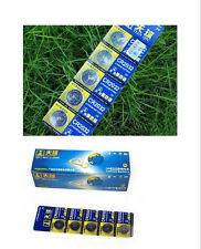 5 Stück CR2032 3V Knopfzelle Batterie Elektronische Knopfzellen