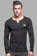 NEW Men's ANDREW CHRISTIAN LAUREL CLIP THERMAL TOP 10106 T-shirt size M -UK
