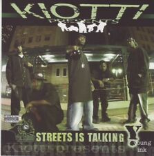 Kiotti - Streets is talking - CD -