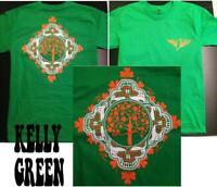 Grateful Dead inspired Shamrock shirt