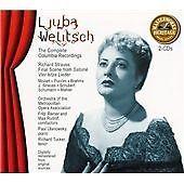 Ljuba Welitsch The Complete Columbia Recordings (1997),SONY MASTERED 2 CD DIGI