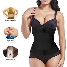 Women Waist Trainer Neoprene Belt Sweat Body Shaper Tummy Control Girdle Slimmer