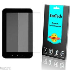 "2X ZenTech Ultra Clear Screen Protector Guard Shield Armor For 7"" Tablet MID PAD"