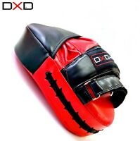 DXD Boxing Focus Pads Boxing Kickboxing MMA Punch Bag Curved Kick Thai pads