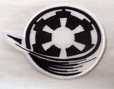 Star Wars Celebration VI Imperial Symbol swoosh Star Destryer Logo Patch NEW