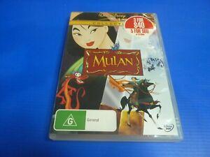 Mulan DVD Region 4