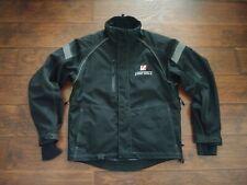 $270 Yamaha SnoForce Revi Mountain Outlast Snowmobile Winter Jacket Black Sz S/M