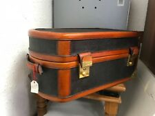 Leder Koffer 30 cm. Top Zustand