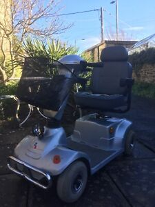 SILVER CTM HS 580 MOBILITY SCOOTER 5 MPH DISABLED REHAB TRANSPORT