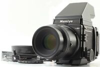 [Exc+5] Mamiya RB67 Pro SD + KL 180mm f4.5 L-A Lens + AE finder, JAPAN # 713