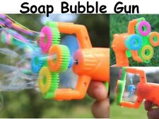 Electric Soap Bubbles Gun High Quality Kids Toy Children Funny Game Blowing Gift
