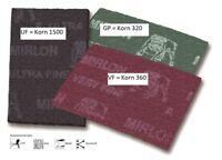 Mirka Mirlon Disque Abrasif Pad à Main 152 X 229 MM Ve 20 Chaque Grain au Choix
