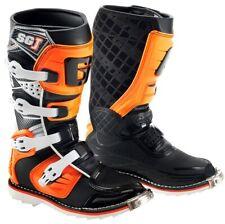 GAERNE SGJ ORANGE/BLACK KIDS MX BOOTS, MOTOCROSS, ENDURO, OFF ROAD BOOTS
